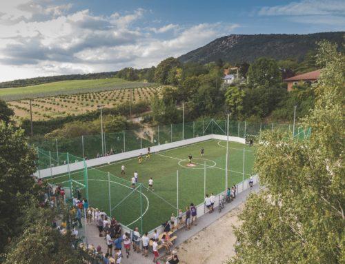 Tervező mérnököt keresünk a focipálya környéki sportlétesítmények és a kapcsolódó infrastruktúra fejlesztéséhez