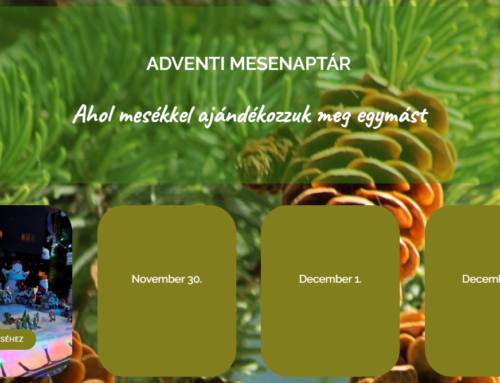 Adventi mesenaptár