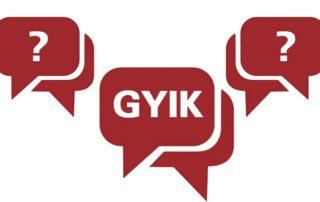 Gy. I. K.